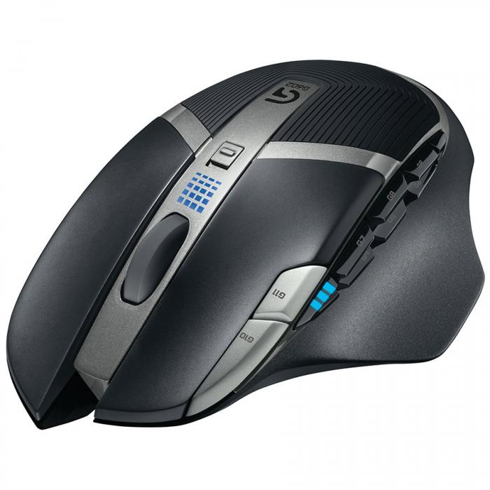 LOGITECH Wireless Gaming Mouse G602 Orient Packaging - EER2