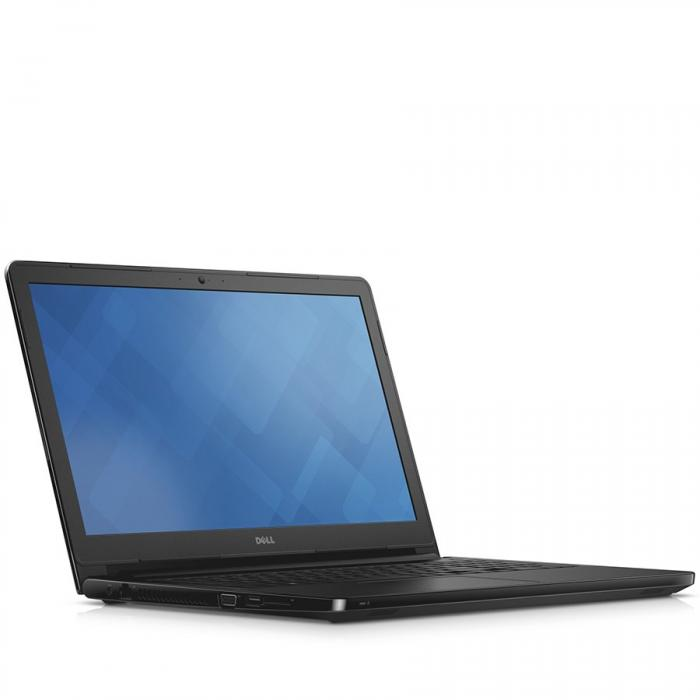 Dell Vostro 3568, 15.6-inch FHD (1920x1080), Intel Core i5-7200U, 8GB (1x8GB) 2400MHz DDR4, 256GB SSD, DVDRW, Intel HD Graphics, Wifi Intel 3165AC, Blth, non-Backlit Keybd, 4-cell 40WHr, Ubuntu, Gray, 2
