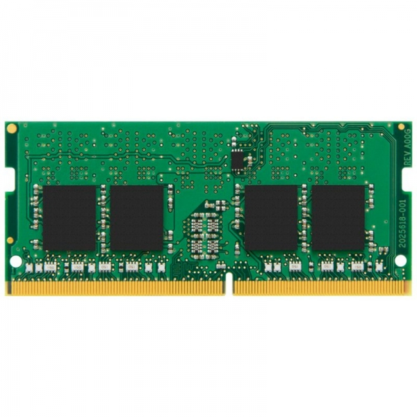 KINGSTON 4GB 2400MHz DDR4 Non-ECC CL17 SODIMM 1Rx16 0