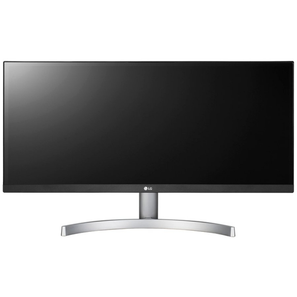 """MONITOR LG Model 29WK600-W   29""""   Panel IPS   Resolution 2560x1080   Form factor 21:9   Brightness 300   Contrast 1000:1   Display Matte   Response time 5 ms 0"""