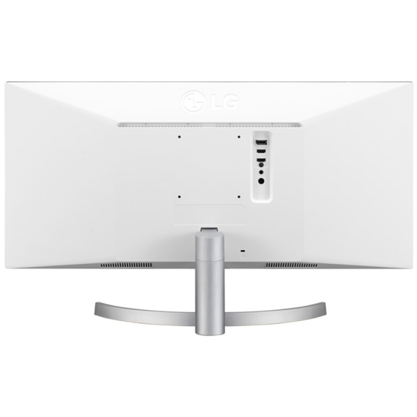 """MONITOR LG Model 29WK600-W   29""""   Panel IPS   Resolution 2560x1080   Form factor 21:9   Brightness 300   Contrast 1000:1   Display Matte   Response time 5 ms 2"""