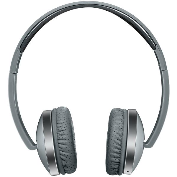 Wireless Foldable Headset, Bluetooth 4.2, Gray 0