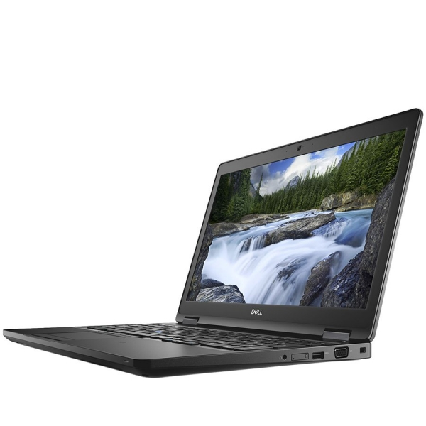 Dell Latitude 5590, 15.6-inch FHD (1920x1080) IPS, Intel Core i5-8350U, 16GB (2x8GB) 2400MHz DDR4, 256GB(M.2) SSD, noDVD, Intel UHD Graphics, Wifi Intel 8265AC, BT 4.2, WWAN Backlit Keybd, SmartCard,  3