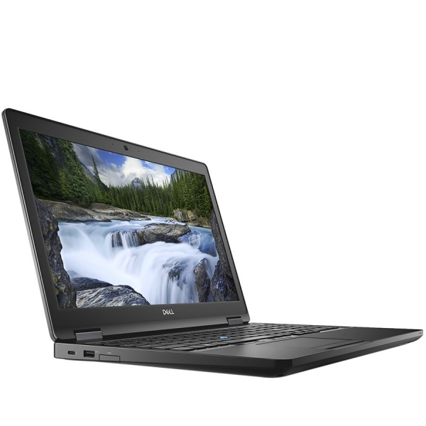 Dell Latitude 5590, 15.6-inch FHD (1920x1080) IPS, Intel Core i5-8350U, 16GB (2x8GB) 2400MHz DDR4, 256GB(M.2) SSD, noDVD, Intel UHD Graphics, Wifi Intel 8265AC, BT 4.2, WWAN Backlit Keybd, SmartCard,  2