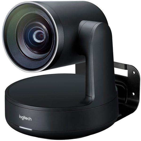 "LOGITECH Rally Ultra-HD ConferenceCam - BLACK - USB - PLUGC - EMEA - DUAL SPEAKER EU ""960-001224"" 0"