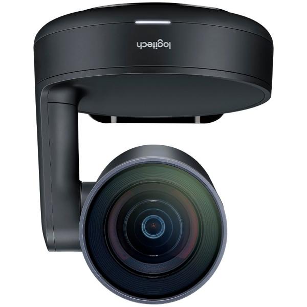 "LOGITECH Rally Ultra-HD ConferenceCam - BLACK - USB - PLUGC - EMEA - DUAL SPEAKER EU ""960-001224"" 3"