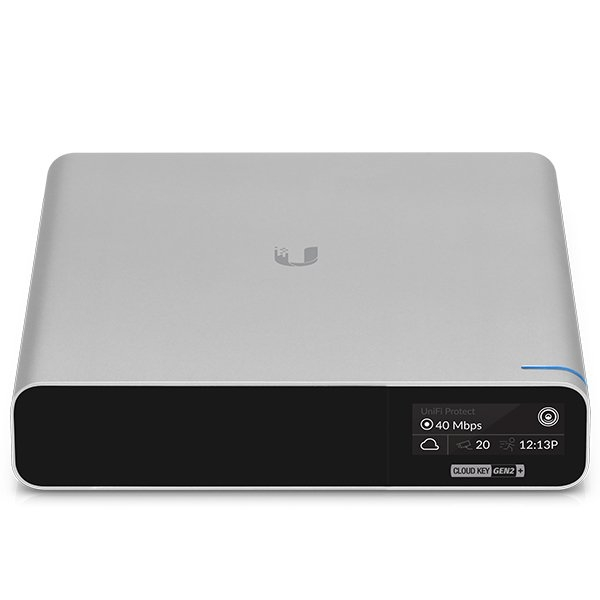"""UniFi Cloud Key, G2, with HDD """"UCK-G2-PLUS"""" 0"""