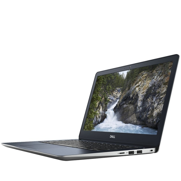 Dell Vostro 5370, 13.3-inch FHD(1920x1080), Intel Core i5-8250U, 8GB(1x8GB) 2400MHz DDR4, 256GB(M.2)NVMe SSD, noDVD, Intel UHD Graphics, Wifi 802.11ac, BT 4.2, Backlit Keybd, 3-cell 38WHr, Win10Pro(64