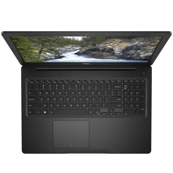 """Dell Vostro 3580, 15.6-inch FHD(1920x1080), Intel Core i7-8565U, 8GB(1x8GB) 2666MHz DDR4, 256GB(M.2) NVMe SSD, DVD-/+RW, AMD Radeon 520 Graphics 2G, Wifi 802.11ac, BT, Non-Backlit Keybd, Ubuntu """"N2068"""