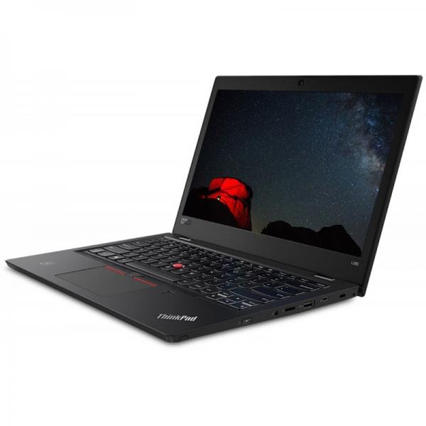Notebook / Laptop business Lenovo 13.3'' ThinkPad L380, FHD IPS, Procesor Intel® Core™ i7-8550U (8M Cache, up to 4.00 GHz), 8GB DDR4, 256GB SSD, GMA UHD 620, Win 10 Pro, Black 5