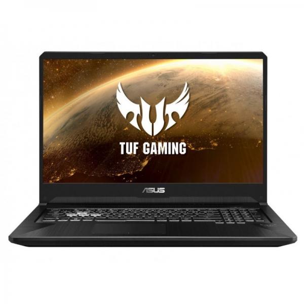 Laptop ASUS Gaming 17.3'' TUF FX705GM, FHD 144Hz, Procesor Intel® Core™ i7-8750H (9M Cache, up to 4.10 GHz), 8GB DDR4, 1TB SSH, GeForce GTX 1060 6GB, No OS 0