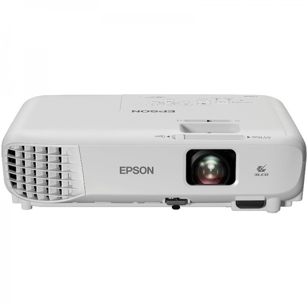 Videoproiector Epson EB-W05 White 0