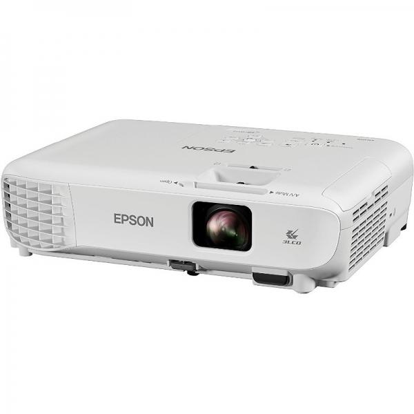 Videoproiector Epson EB-W05 White 2