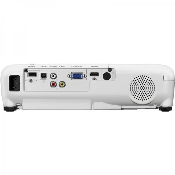 Videoproiector Epson EB-W05 White 3