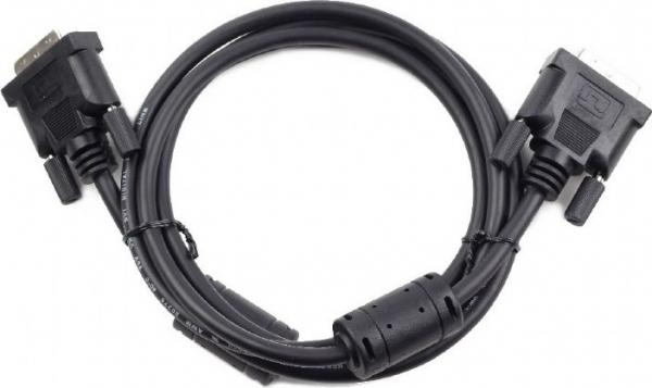 """CABLU DATE MONITOR DVI-DVI dual link, 4.5M, black """"CC-DVI2-BK-15"""" 0"""