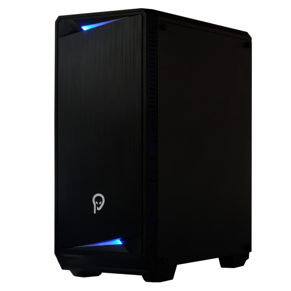 "CARCASA SPACER Middle-Tower ATX, fara sursa, H3x@, side window, 6* 120mm fan instalate, I/O panel, Black ""SP-GC-04"" 3"
