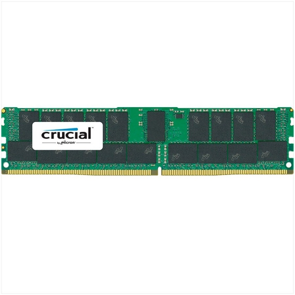 Crucial DRAM 32GB DDR4  2933MT/s (PC4-23400) CL21 DR x4 ECC Registered DIMM 288pin, EAN: 649528786166 0
