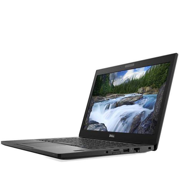 Dell Latitude 7290,12.5-inch HD(1366x768) with WWAN,Intel Core i7-8650U,16GB(1x16GB)2400MHz DDR4,512GB(M.2) NVMe SSD,noDVD, Integrated UHD Graphics 620, Wifi Intel 8265AC,BT 4.2, Backlit Kb,4-cell 60W 1