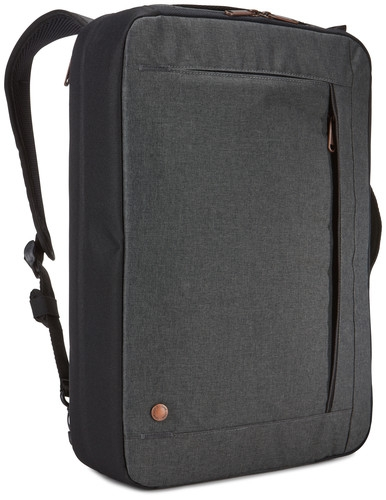 "Geanta laptop 15.6\'\' Case Logic Era,convertibila in rucsac, black, ""ERACV-116 OBSIDIAN/3203698"" 1"