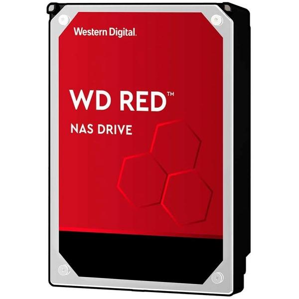 """HDD Intern WD, Red NAS Hard Drive, 3.5"""", 2TB, SATA, 6GB/s, 5400RPM, 256MB """"WD20EFAX"""" 0"""