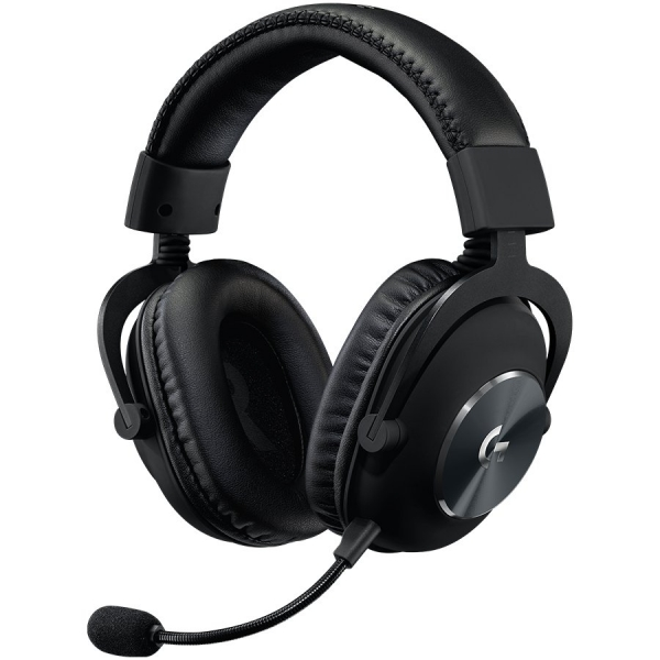 Logitech Pro X Gaming Headset - 7.1 / Blue Microphone 0
