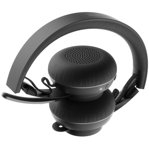 Logitech Zone Wireless Bluetooth headset - GRAPHITE - BT - EMEA 2