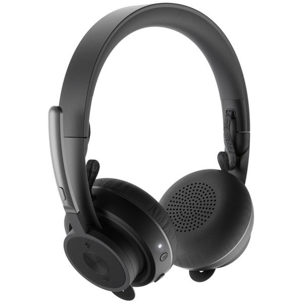 Logitech Zone Wireless Bluetooth headset - GRAPHITE - BT - EMEA 0