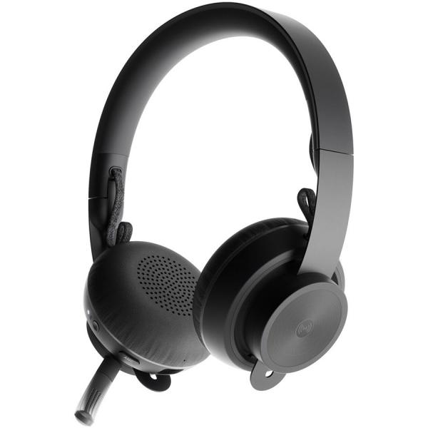 Logitech Zone Wireless Bluetooth headset - GRAPHITE - BT - EMEA 1