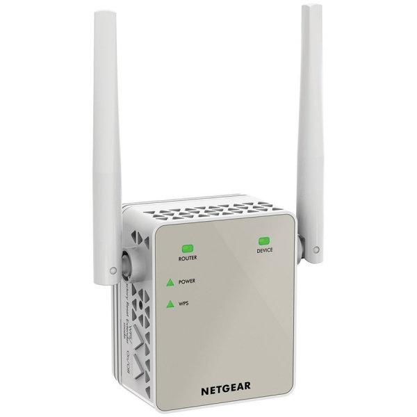 Netgear AC1200 WiFi Range Extender – Essentials Edition 0