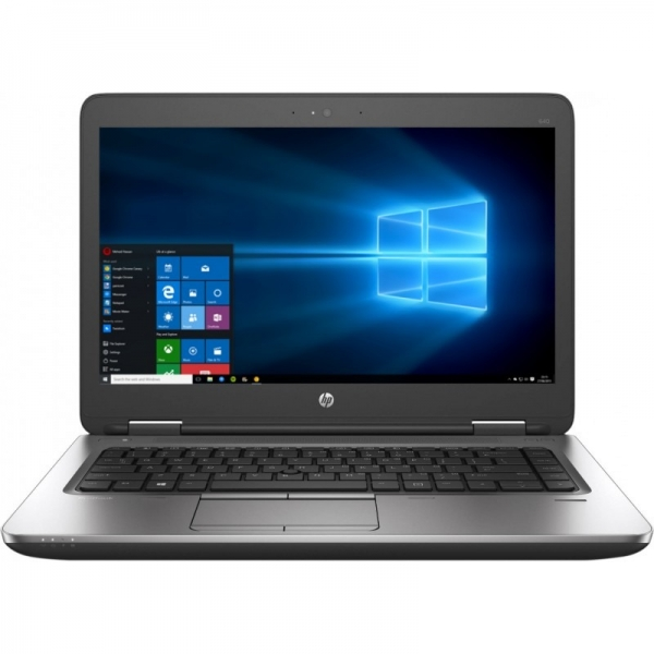Notebook / Laptop business HP 14'' ProBook 640 G3, FHD, Procesor Intel® Core™ i7-7600U (4M Cache, up to 3.90 GHz), 8GB DDR4, 256GB SSD, GMA HD 620, FingerPrint Reader, Win 10 Pro 5