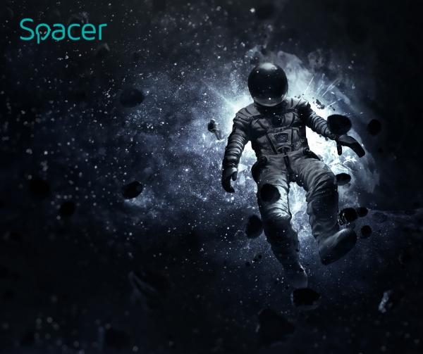 "PAD SPACER gaming, 210 x 250 x 3 mm, cu imagini, material : spuma din cauciuc natural + tesatura ""SP-PAD-PICT"" 2"