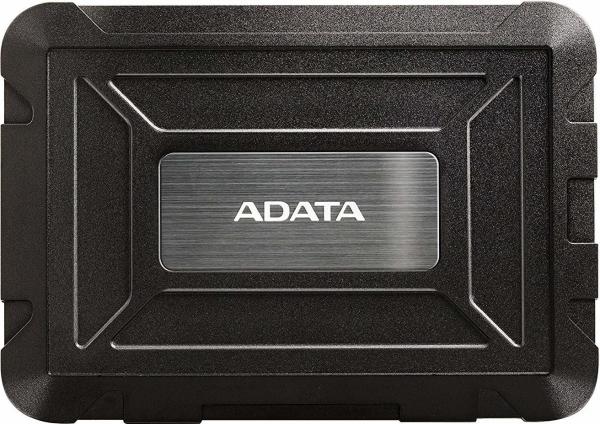 "RACK EXTERN ADATA 2.5"" HDD S-ATA to USB 3.1, waterproof, ED600, black ""AED600-U31-CBK"" 0"